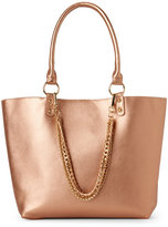 Imoshion Rose Gold Hanging Chain Tote