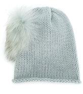 Inverni pompom trim hat
