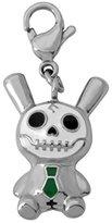 Summit Bun-Bun Bunny Furry Bones Key Chain Charm 316L