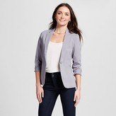 Women's Button Front Blazer - Zac & Rachel