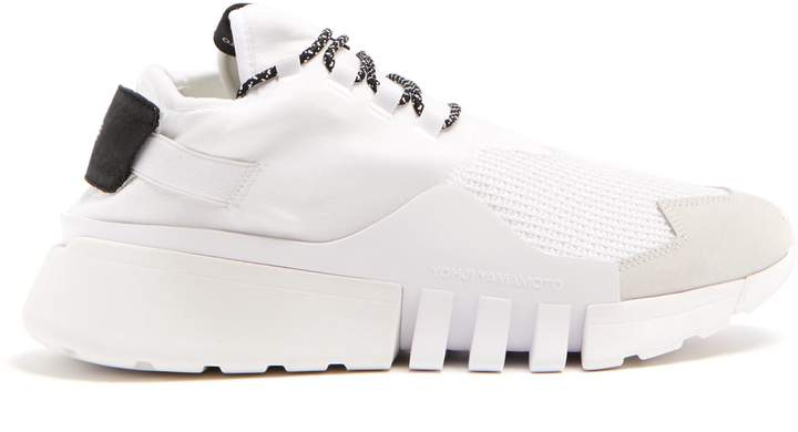 Y-3 Ayero low-top trainers