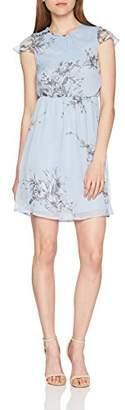 Vero Moda Women's Vmsatina Cap Dress Dress,12 (Manufacturer Size: Medium)