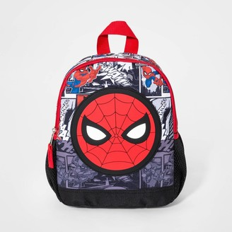 Spiderman Boy' pider-Man Mini Backpack - Red/Black