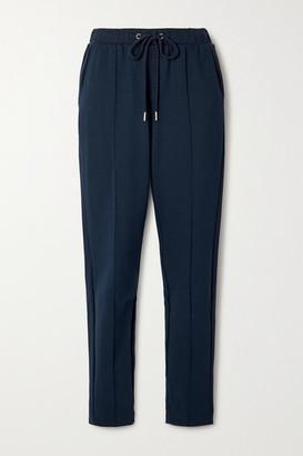Hanro Pure Comfort Pique Track Pants - Midnight blue