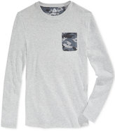 American Rag Men's Thermal Pocket T-Shirt, Only at Macy's