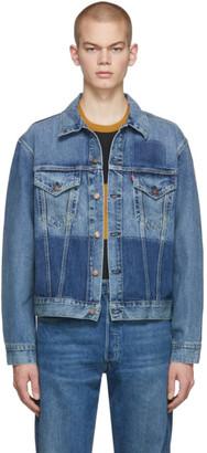 Levi's Clothing Blue Denim 1961 TYPE III 557 Jacket