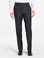 Calvin Klein Classic Fit Charcoal Grey Suit Pants