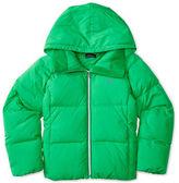Ralph Lauren Girls 7-16 Quilted Hooded Jacket