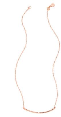 Gorjana Taner Bar Pendant Necklace