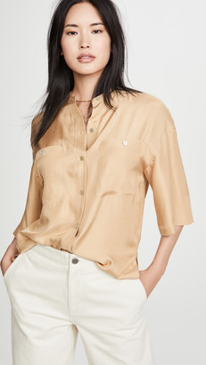 Vince Short Sleeve Utility Shirt