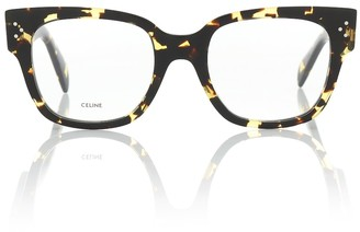 Celine D-frame glasses