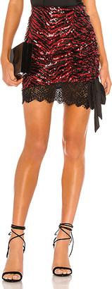 NBD Kailani Mini Skirt