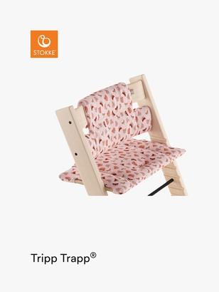 Stokke Tripp Trapp Classic Highchair Cushion, Pink/Fox