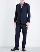 Richard James Tapered wool and mohair-blend suit