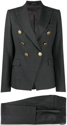 Tagliatore Double Breasted Suit