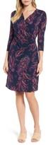 Tommy Bahama Women's Paisley Daze Faux Wrap Dress