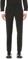 Givenchy star-embroidered wool tuxedo trousers