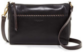 Tignanello Classic Leather Whipstitch Crossbody