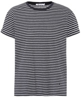 Alexander Wang Striped cotton T-shirt