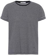 Alexander Wang Striped cotton T-shirt