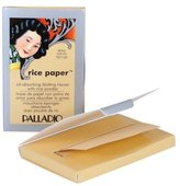 Palladio Rice Paper RPA2 Translucent 1 Count