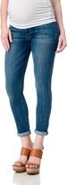 A Pea in the Pod Joe&'s Jeans Secret Fit Belly Signature Pocket Slim Leg Maternity Crop Jeans