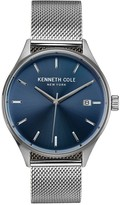 Kenneth Cole New York Men's Mesh Bracelet Watch