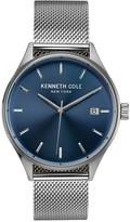 Kenneth Cole New York Men's Mesh Bracelet Watch