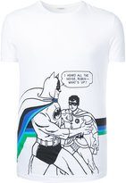 Iceberg Batman print T-shirt - men - Cotton/Spandex/Elastane - S