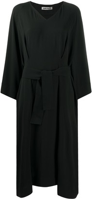 Henrik Vibskov Belted Midi Dress