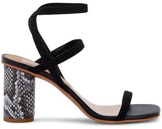 Dolce Vita Nancy Cylinder-Heel Strappy Sandals