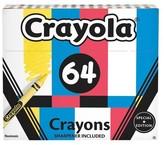 Crayola ; Poptimism Crayons 64ct