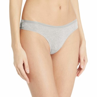 OnGossamer Women's Cabana Cotton Lounge Hip G Thong Panty