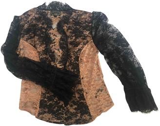 Agent Provocateur Black Lace Top for Women