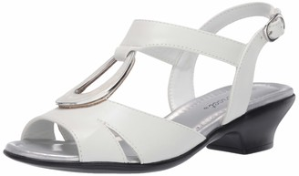 Easy Street Shoes womens Heeled Sandal