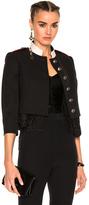 Alexander McQueen Jacket in Black.