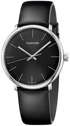 Calvin Klein High Noon Watch - K8M211C1 (Black) Watches