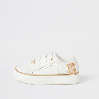 River Island White Girls' Shoes | Shop