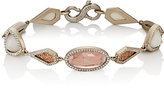 Monique Péan Women's Mixed-Gemstone Geometric-Link Bracelet
