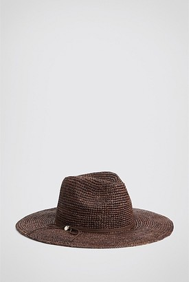 Witchery Dakota Raffia Fedora