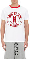 "Hood by Air Men's ""HBA Classics"" Jersey T-Shirt-WHITE"
