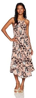 LIRA Women's Tallulah Smocked Floral Dress