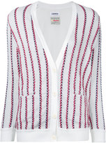 Coohem striped tweed jacket - women - Cotton/Nylon/Polyester - 38