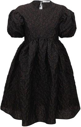 Cecilie Bahnsen Jacquard Mini Dress