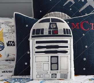 Pottery Barn Kids Star Wars Shaped Decorative Pillows