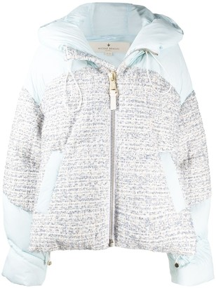 Nicole Benisti Padded Zip-Up Jacket
