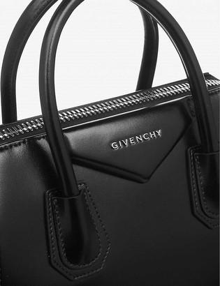 Givenchy Antigona small leather tote bag