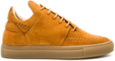 Filling Pieces Low Top Apache Suede