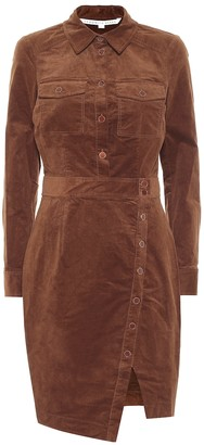 Veronica Beard Britton corduroy minidress