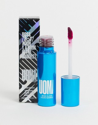 Uoma Beauty Boss Gloss Pure Colour Lip Gloss - Ambition